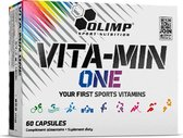 Vita-Min One Olimp Sport Nutrition 60 Capsules - Multivitamine, Mineralen - Gezondheid