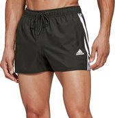 "adidas 3S CLX SH VSL Shorts Heren, legend earth Maat DE 4   US 30"""
