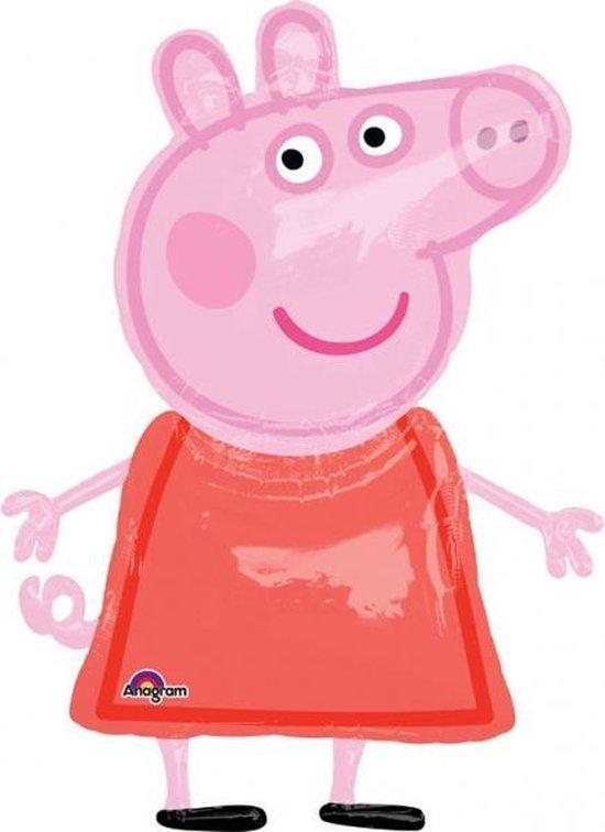 Peppa Pig Airwalker 1,21m leeg