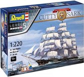 REVELL 1:220 Cutty Sark 150th Anniversary