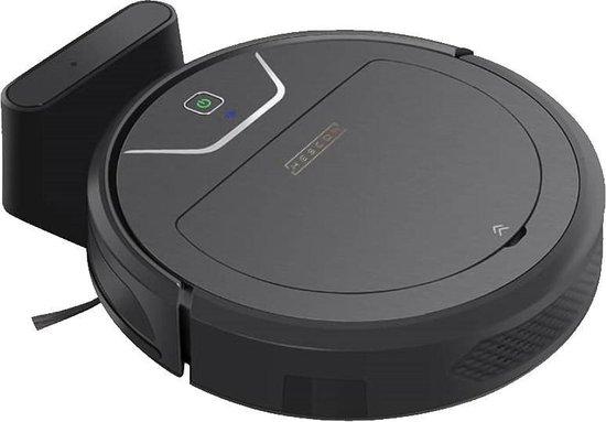 Smart Clean X750 - Robotstofzuiger - Stofzuiger Met Dweilfunctie - Vacuum Robot