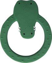 Trixie Baby rubber bijtring Mr. Crocodile