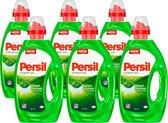 Persil Power Gel Vloeibaar Wasmiddel - Vanavondinhuis - Voordeelverpakking - 6 x 25 wasbeurten.