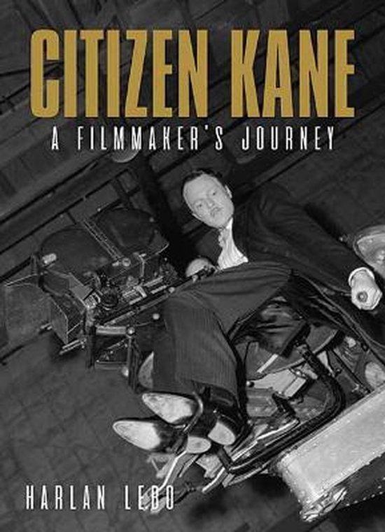 Boek cover Citizen Kane van Harlan Lebo (Paperback)