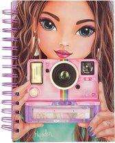 Topmodel Notitieboekje Candy Cake 19,5 Cm Papier Roze/paars