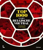 Top 1000 van het Belgische voetbal