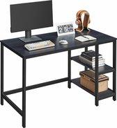 Bureau met Moderne Look - Computertafel - Zwart