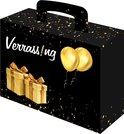 Cadeaudoos – Kerstpakket Doos – Kerstverpakking – 5 stuks – Zwart – 310x230x90mm