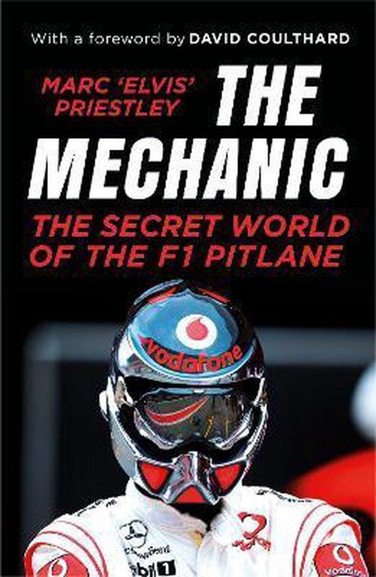 Boek cover The Mechanic van Marc Elvis Priestley (Paperback)