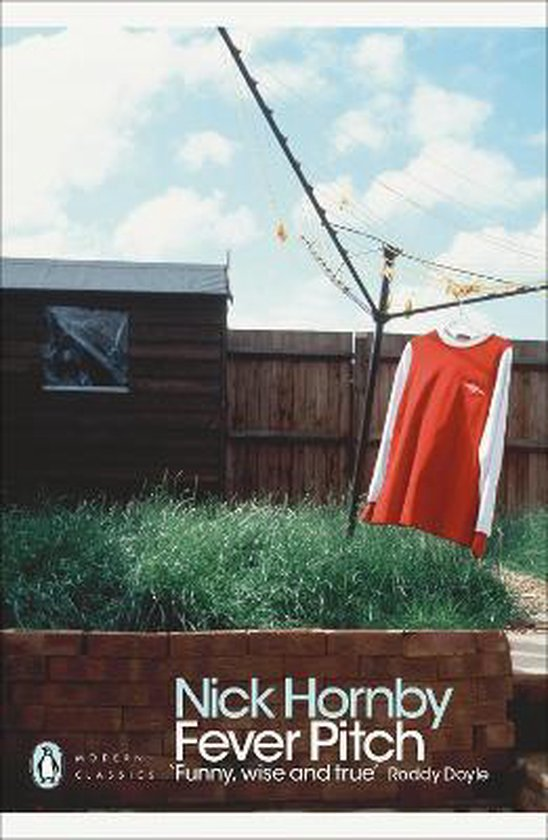 Boek cover Fever Pitch van Nick Hornby (Paperback)