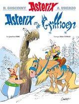 Boek cover Asterix 39. Asterix en de Griffioen van Didier Conrad (Paperback)