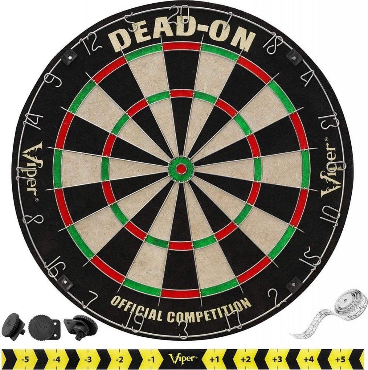 Viper Dead On Dartbord