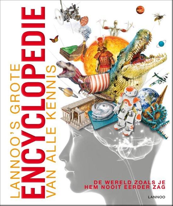 Boek cover Lannoos grote encyclopedie  -   Lannoos grote encyclopedie van alle kennis van Diverse auteurs (Hardcover)