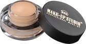 Make-up Studio Compact Neutralizer Concealer - Red 1 (red/light beige)