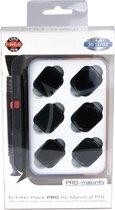 PRO-mounts 6-Filter Pack PRO for Mavic 2 Pro                                                                                                                (ND8 + ND8/PL + ND16 + ND16/PL + ND32 + ND32/PL Multi Coated)