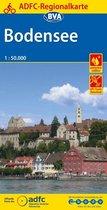 ADFC-Regionalkarte Bodensee, 1:50.000