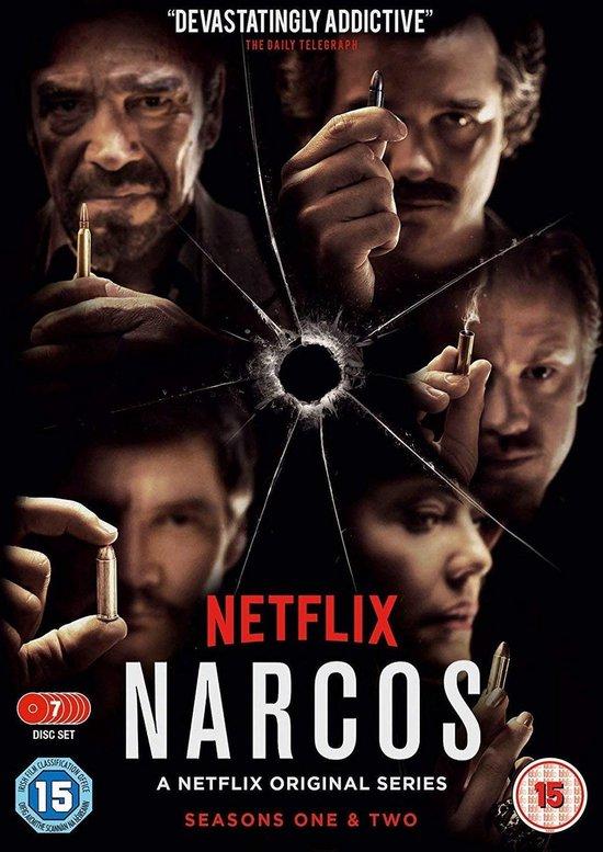Narcos - Seizoen 1 & 2 - Tv Series