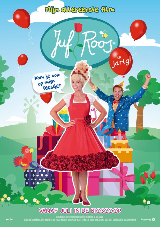 Juf Roos: De Film