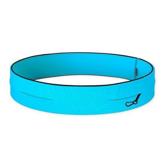 Running belt - Hardloop belt - Hardloop riem - Blauw - M