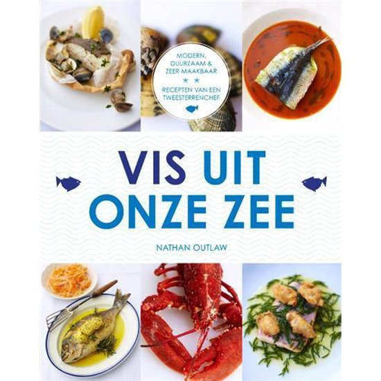 Vis uit onze zee - Nathan Outlaw  