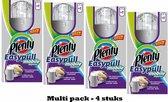 Plenty Easypull mobiele dispenser metallic Multipack- 4 stuks