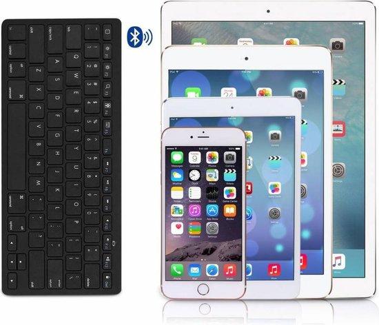iPad draadloos bluetooth toetsenbord zwart