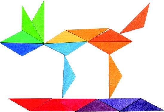 Houten puzzel ster (Grimms)