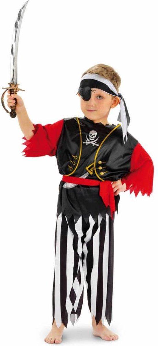 Verkleedkleren Piraat 5-6 Jaar