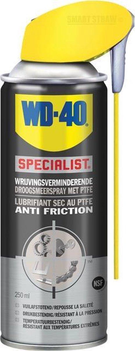 WD-40 Droogsmeerspray met PTFE - 250 ml