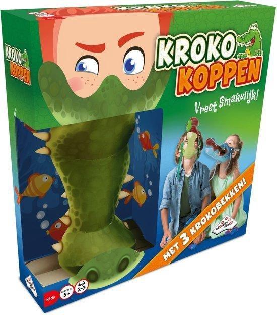 Afbeelding van het spel Krokodil Koppen - Kinderspel