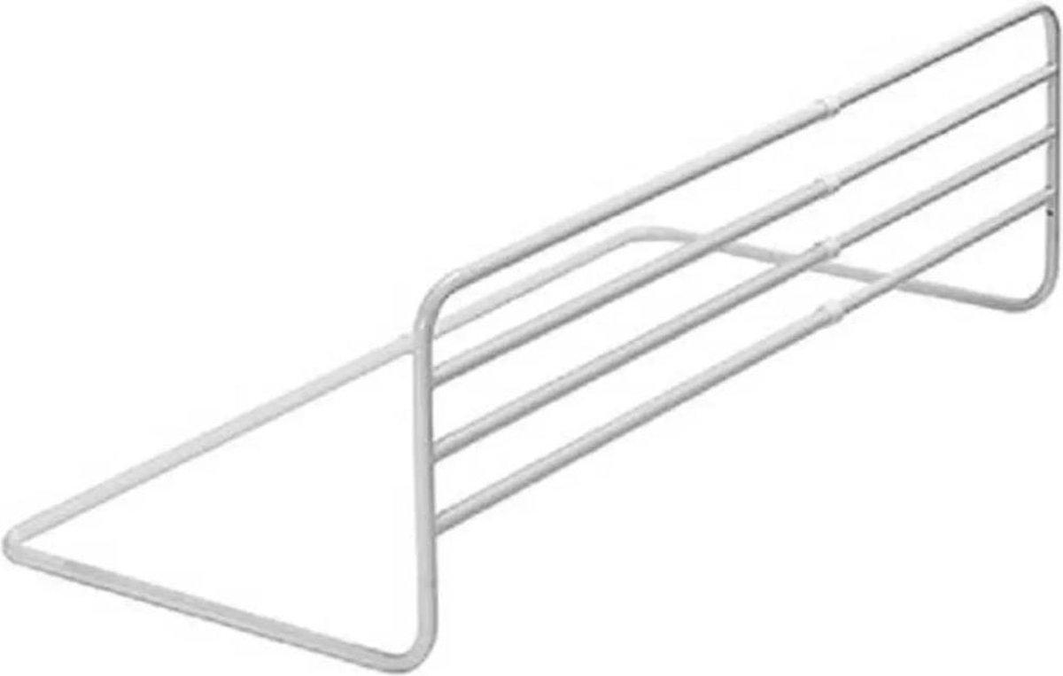 A3 Baby & Kids Trombone Bedhekje - 77 t/m 125 cm - Metaal Wit