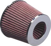 Autostyle Luchtfilter 155 X 155 Mm 76 Mm Roze/chroom