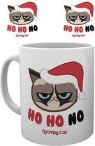 Grumpy Cat Ho Ho No Mok - Kerst - 300 ml