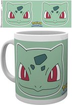 Pokémon Pokemon Bulbasaur Face Mok