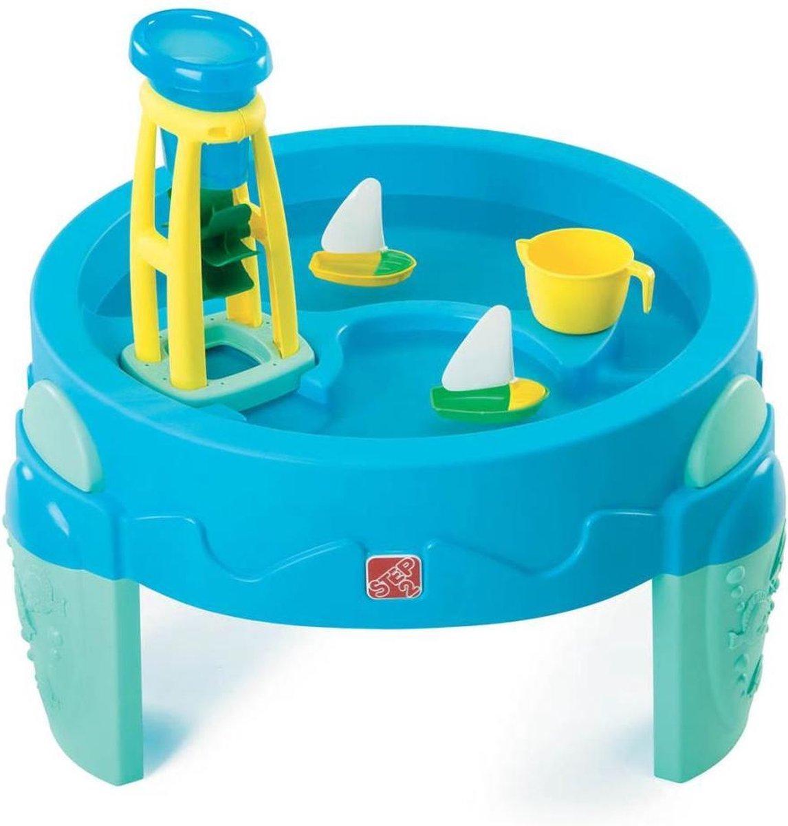 Step2 WaterWheel Play Table - Watertafel incl. 2 boten en beker