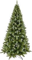Triumph Tree kunstkerstboom pittsburgh maat in cm: 215 x 117 groen - GROEN