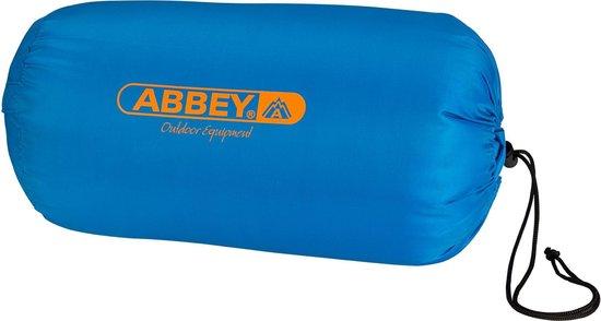 Abbey Camp Slaapzak Junior - Uni - Blauw/Lichtblauw