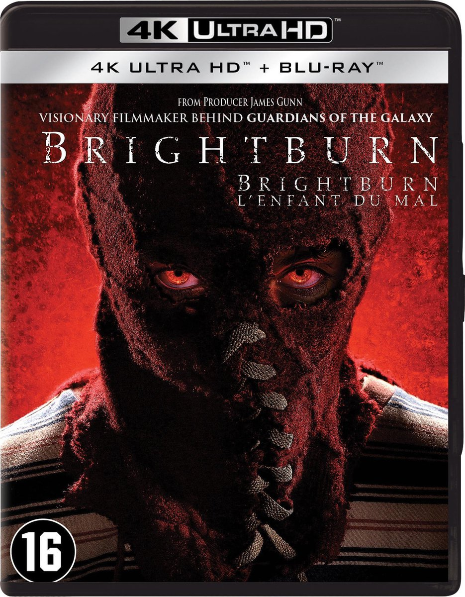 Brightburn (4K Ultra HD Blu-ray)-