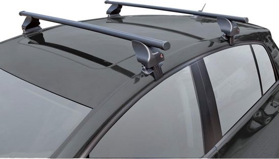 Twinny load Dakdragerset Twinny Staal S45 Fiat 500L/Peugeot 308 II 5 deurs 2013-