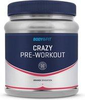 Body & Fit Crazy Pre-Workout - 407 gram (37 doseringen) - Sinaasappel