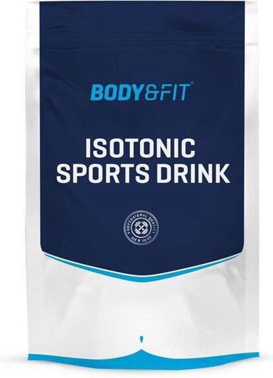 Body & Fit Isotone Sportdrank - 1050 gram - Cool Citrus