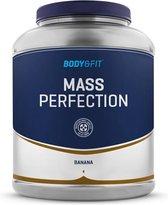 Body & Fit Mass Perfection  - Weight gainer - 2200 gram - Banaan milkshake