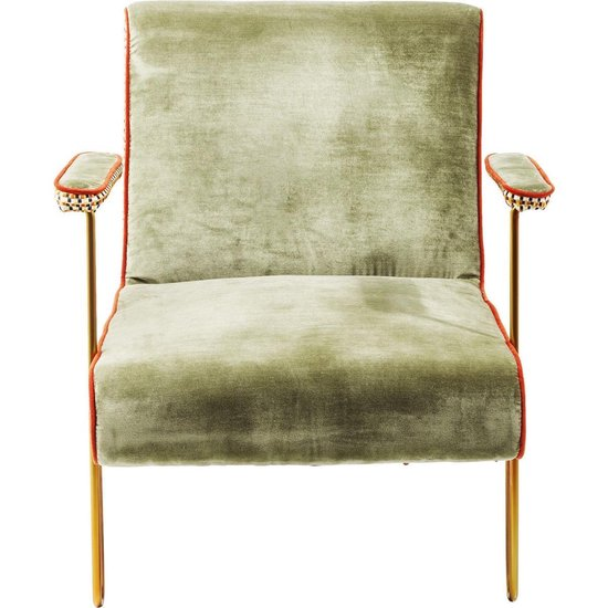 Kare Design Fauteuil Aunt Betty | Loungestoel | Retro