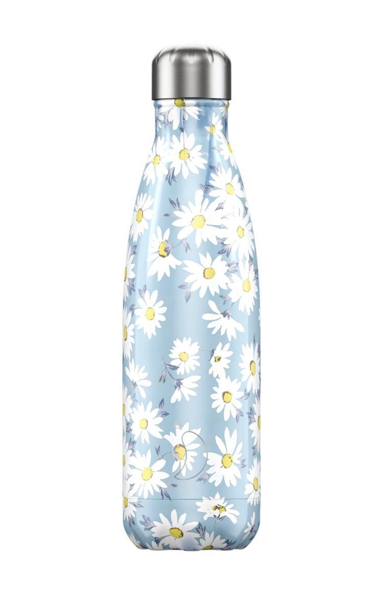 Chilly's 500 ml fles Floral Daisy