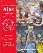 Ajax-jaarboek 2001-2002
