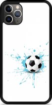 iPhone 11 Pro Max Hardcase hoesje Soccer Ball
