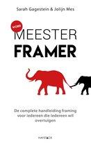 Boek cover Word meesterframer van Sarah Gagestein