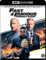 Fast & Furious: Hobbs & Shaw (4K Ultra HD Blu-ray)