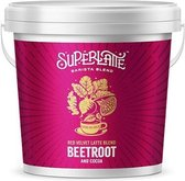 Superlatte Red Velvet Beetroot Latte 'Biet & Cacao' 750g