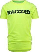 Raizzed Jongens T-shirt - Sparkle Lime - Maat 104